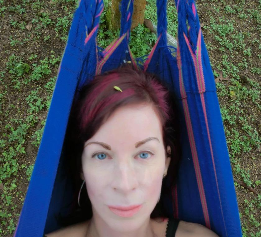 michele in hammock