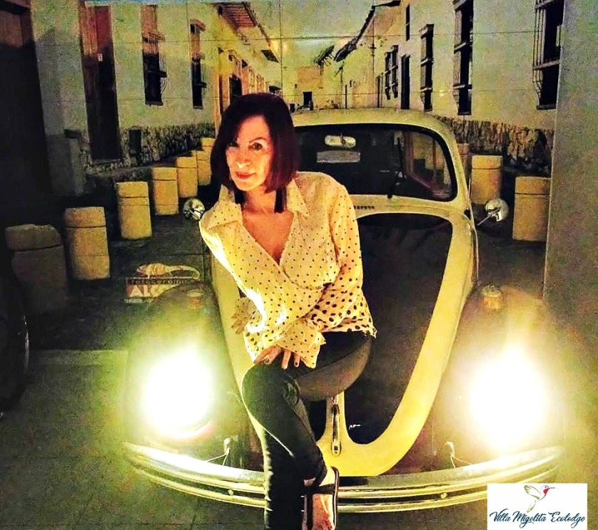 Michele on Beetle
